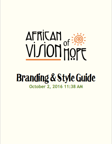 Branding & Style Guide