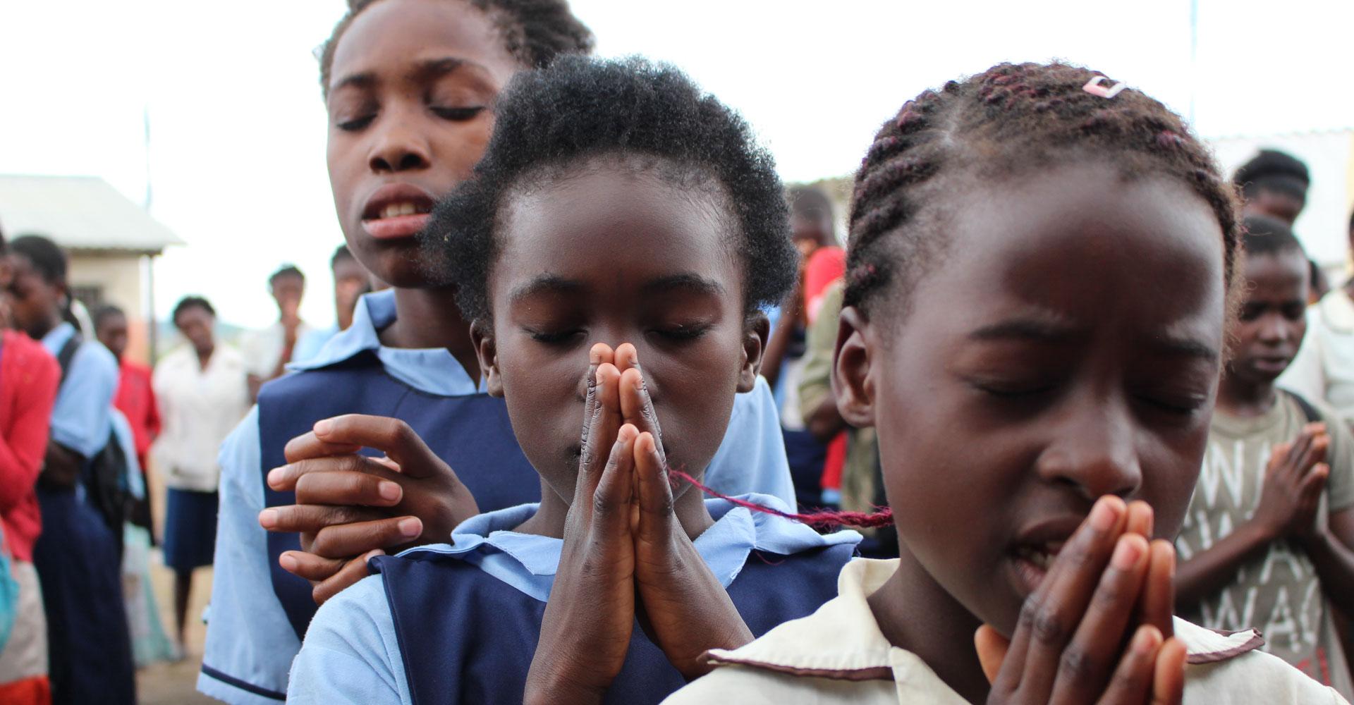 Praying For Sponsors