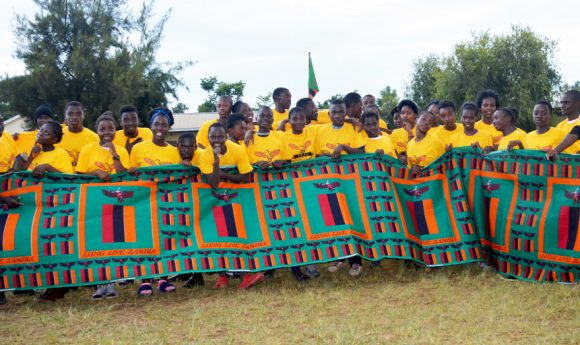 Youth of Zambia Alive