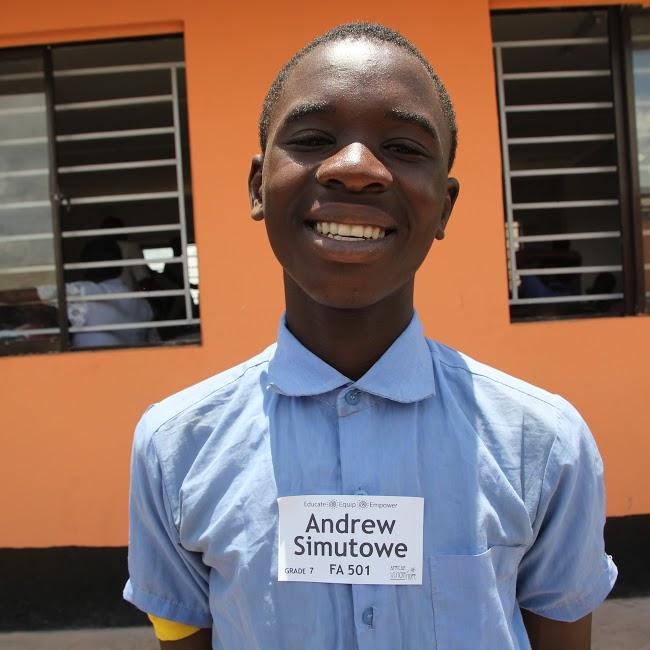 Andrew  – FA 501