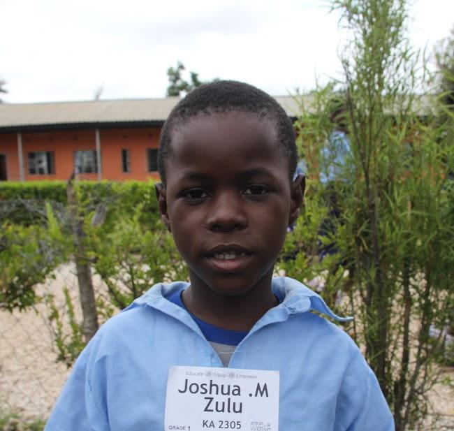 Joshua .M – KA 2305