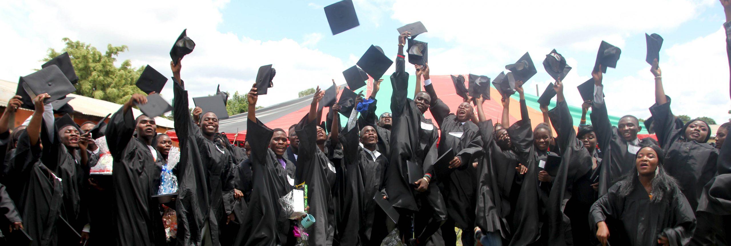 ConGRADulations Graduates!