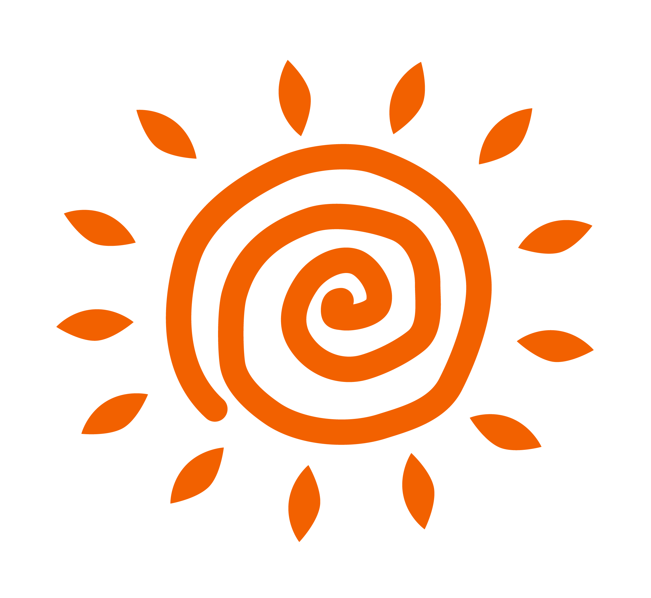 Brand assets african vision of hope print full color sun icon logo white background buycottarizona Images